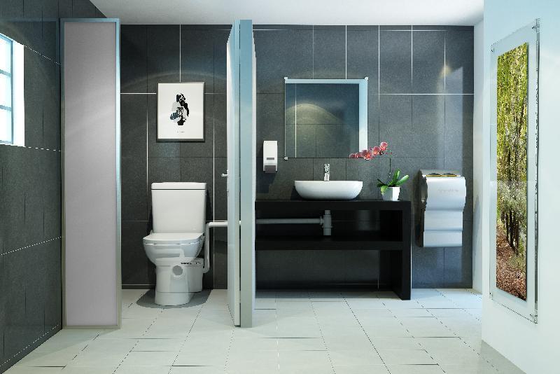 Przepompownia Rozdrabniacz Do Wc I łazienki Sfa Saniaccess 2